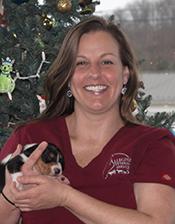 Amy Dewitt, Veterinary Assistant